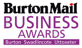 Award – Burton Mail Small Business of the Year